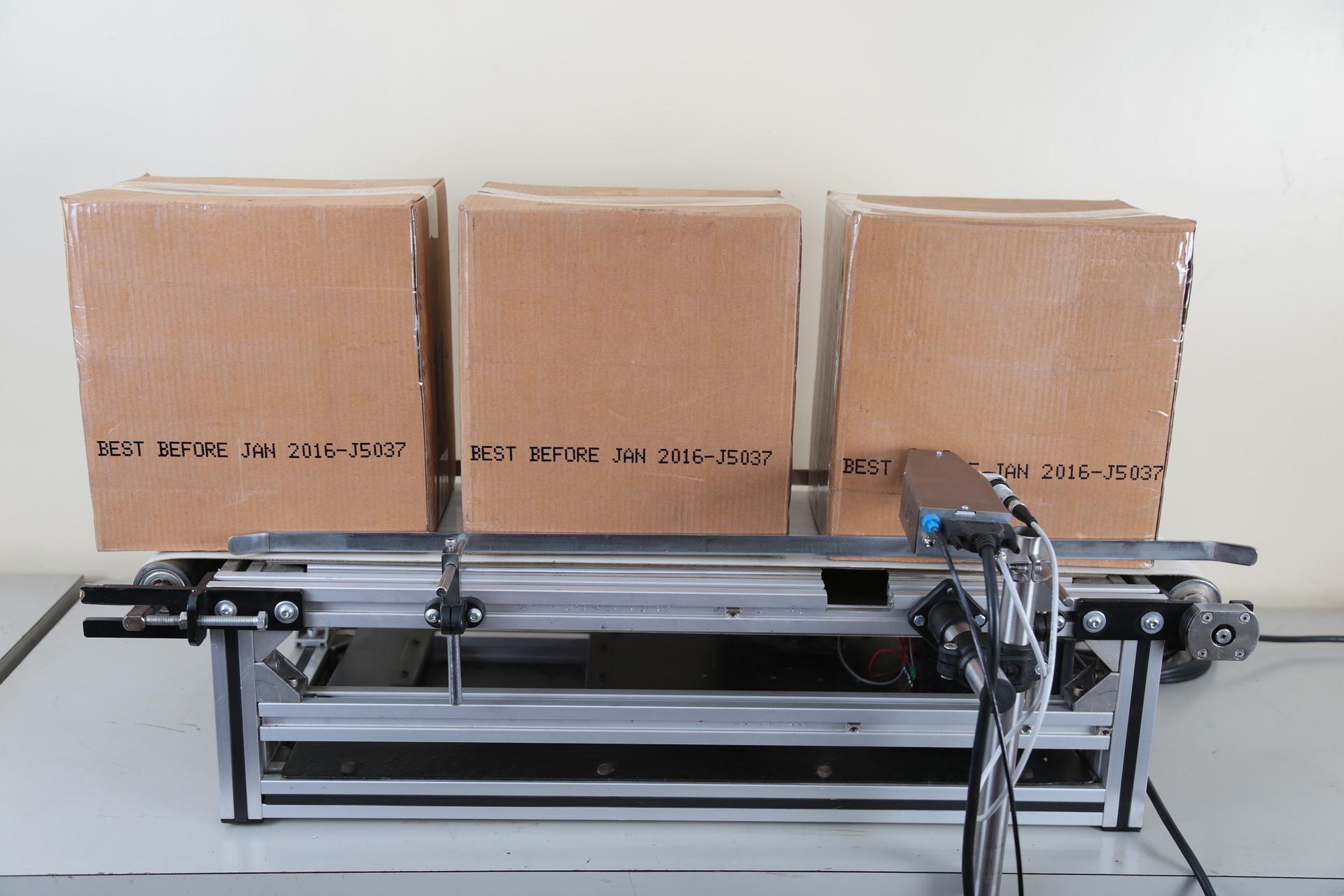 manuelle verpackung